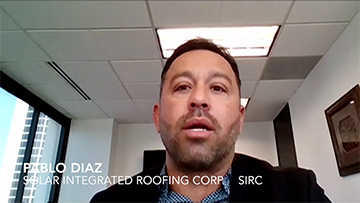 """<div class=""""d-text"""">Solar Integrated Roofing Corp.</div>"""