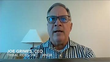 "<span class=""desig"">Joe Grimes, CEO</span><span class=""cpny-name"">XNDA</span> <img class=""c-logo"" src=""http://moneytv.net/wp-content/uploads/2018/08/tribal.jpg"">"